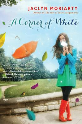 A Corner of White By Moriarty, Jaclyn